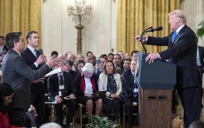 Giornalista cacciato dalla Casa Bianca, la Cnn fa causa a Trump