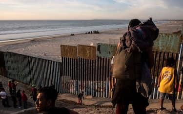 1GettyImages_usa_carovana_migranti_Tijuana_messico
