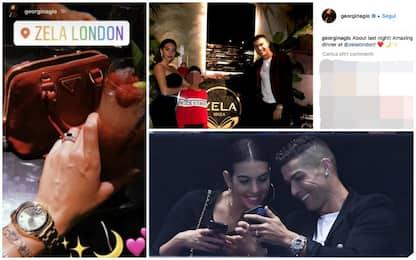 Cristiano Ronaldo e Georgina Rodriguez verso il matrimonio