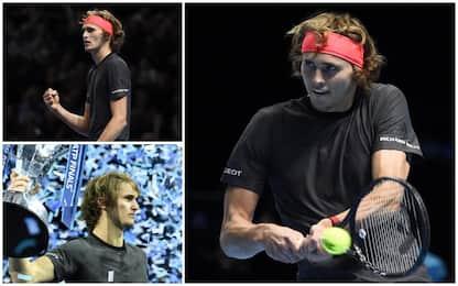 Alexander Zverev, chi è il fenomeno della nuova generazione del tennis