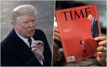 """Trump: """"Non vedo nessun'altra 'Persona dell'anno' di Time oltre a me"""""""