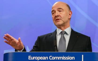 Manovra, Moscovici: no a trattative da mercanti. Salvini: stop insulti