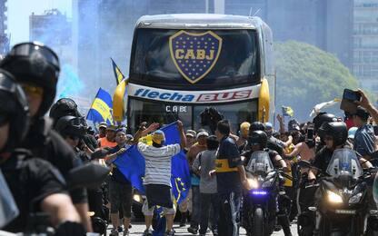 Copa Libertadores, finale a Madrid: voli esauriti, paura Barras Bravas