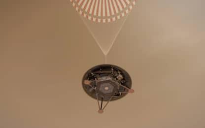 Nasa, i suoni di Marte registrati da InSight
