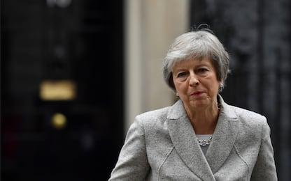"""Brexit, Theresa May presenta il """"Piano B"""" in Parlamento"""
