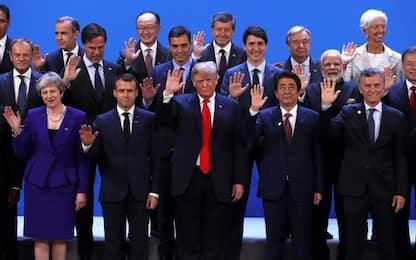 """G20, raggiunto accordo finale. Conte: """"Nel 2021 summit in Italia"""""""
