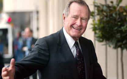 È morto l'ex presidente Usa George H. W. Bush, aveva 94 anni