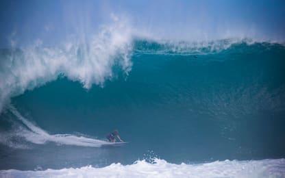 La surfata sull'onda più alta entra nel Guiness dei primati