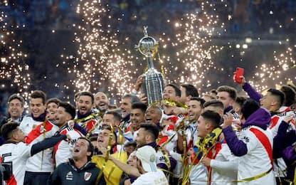 Copa Libertadores, trionfo River contro il Boca. FOTO