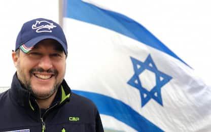Israele, polemica per frasi di Salvini su Hezbollah