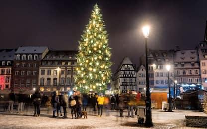 Strasburgo, il mercatino di Natale nel mirino dal 2000
