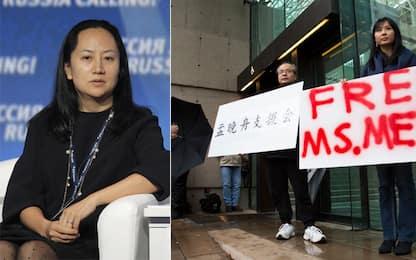 Huawei, il Canada concede la libertà su cauzione a Meng Wanzhou
