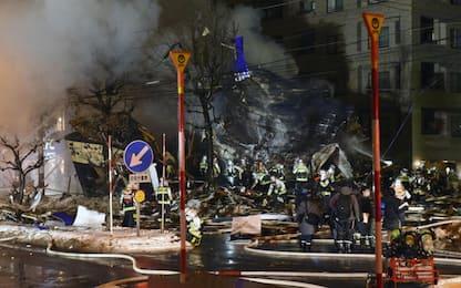 Giappone, esplosione in un ristorante di Sapporo: almeno 42 feriti