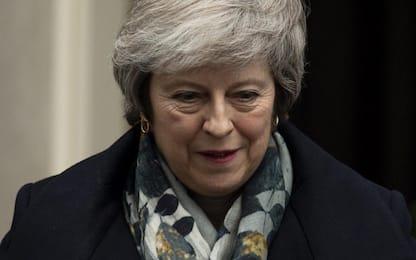 """Brexit, May: """"Dibattito sull'accordo riprende a gennaio: voto dal 14"""""""