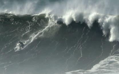 Il riscaldamento globale può essere causa di onde più alte e potenti