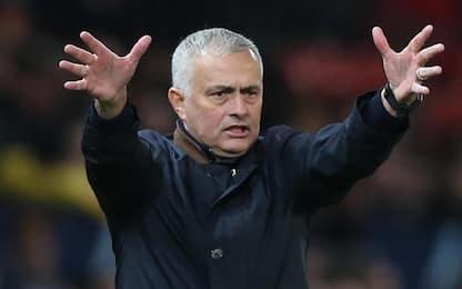 Mourinho esonerato dal Manchester United, l'annuncio del club