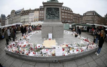 Attentato Strasburgo, in un video il killer giura fedeltà all'Isis