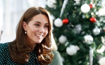 Kate Middleton fotografata al discount per le ultime compere di Natale