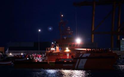Migranti, arrivi in aumento in Spagna: 124 salvati in mare in 48 ore
