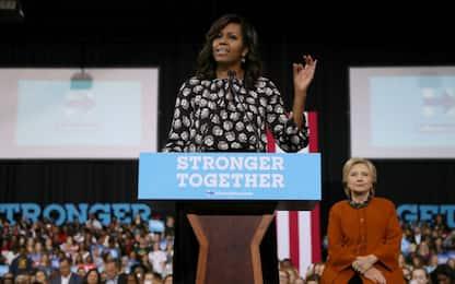 Michelle Obama è la più ammirata d'America