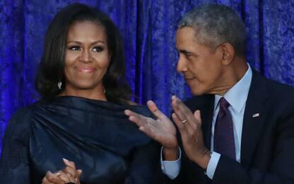 Barack e Michelle Obama si dedicano ai podcast: accordo con Spotify