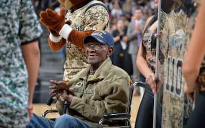 Morto a 112 anni Richard Overton, l'uomo più vecchio degli Stati Uniti