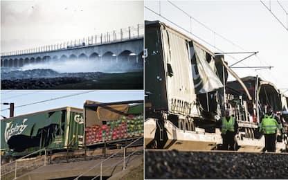Incidente ferroviario in Danimarca: morti