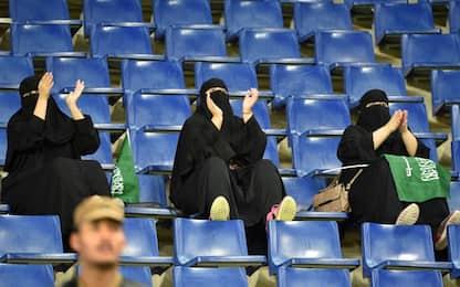 Supercoppa italiana, in Arabia per Juve-Lazio ok a donne allo stadio
