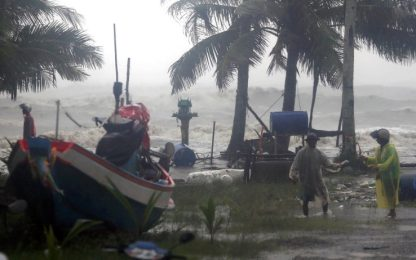 "Thailandia, tempesta ""Pabuk"" perde forza, riaperti aeroporti"