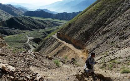 Afghanistan, crolla miniera d'oro: almeno 30 morti