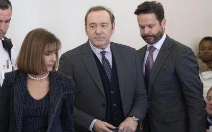 Molestie, Kevin Spacey in tribunale: rischia 5 anni