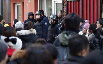Pechino, uomo accoltella alunni di una scuola elementare: 20 feriti