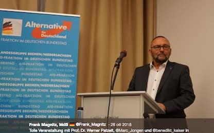 Parlamentare tedesco di Afd picchiato a Brema, è in gravi condizioni