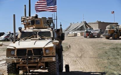 Siria, l'accordo tra Usa e Turchia per il nord del paese