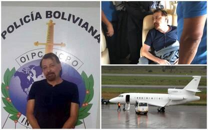 Cesare Battisti è nel carcere di Oristano: sarà sei mesi in isolamento