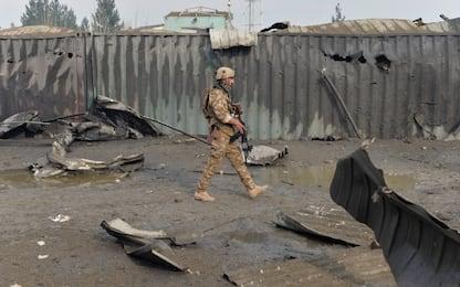 Afghanistan, camion bomba esplode a Kabul: almeno 4 morti