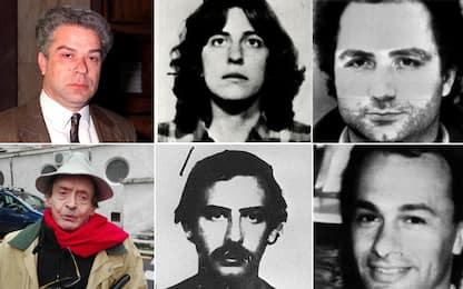 I terroristi italiani di sinistra latitanti all'estero