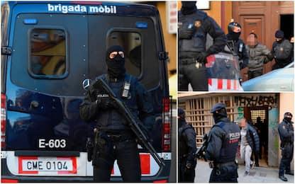 Barcellona, smantellata cellula jihadista: preparava un attentato