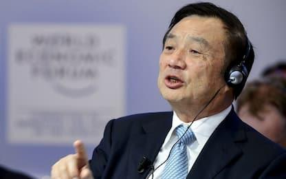 """Huawei, il fondatore: """"Non faccio spionaggio per conto della Cina"""""""