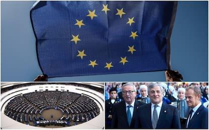 Ue, quali e quanti sono gli organi istituzionali dell'Unione europea