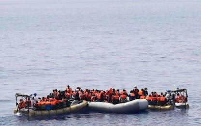 Migranti, allarme dell'Unhcr: aumenta il tasso di mortalità in mare