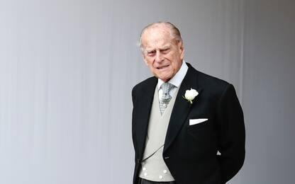 Uk, il principe Filippo ricoverato in ospedale per un malessere