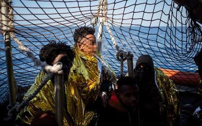 Oim: migranti soccorsi riportati in Libia, che non è porto sicuro