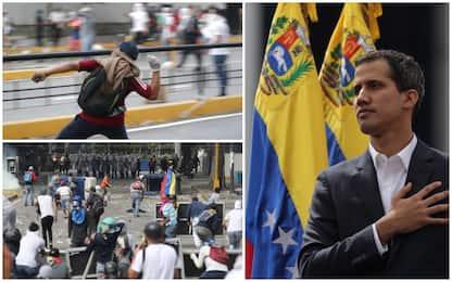 Venezuela: Guaidó si autoproclama presidente. Maduro non molla