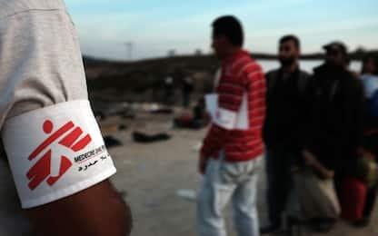 Dallo Yemen al Congo, le missioni di Medici senza frontiere nel mondo