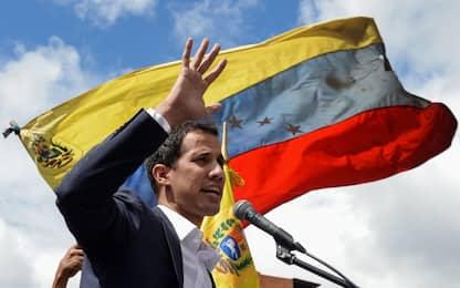 Venezuela, chi è Juan Guaidò, il 35enne autoproclamatosi presidente