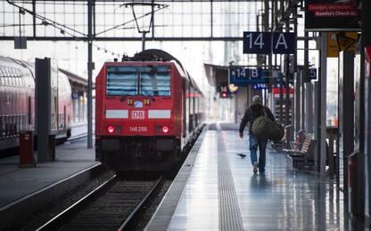 Francoforte, rientrato allarme bomba su un treno