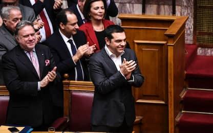 Cambio nome Macedonia, la Grecia dice sì all'accordo