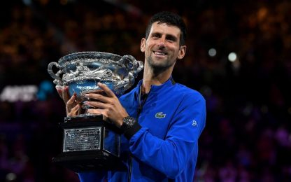 Australian Open 2019, Djokovic batte Nadal in finale