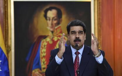 Venezuela, Nicolas Maduro incriminato dagli Usa per narco-terrorismo